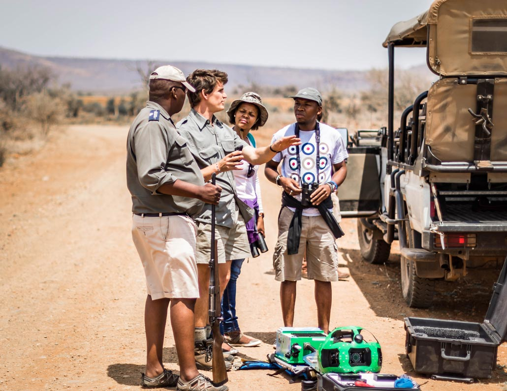 Rewild-interview-5-Madikwe-Google-Trekker-in-the-Wild