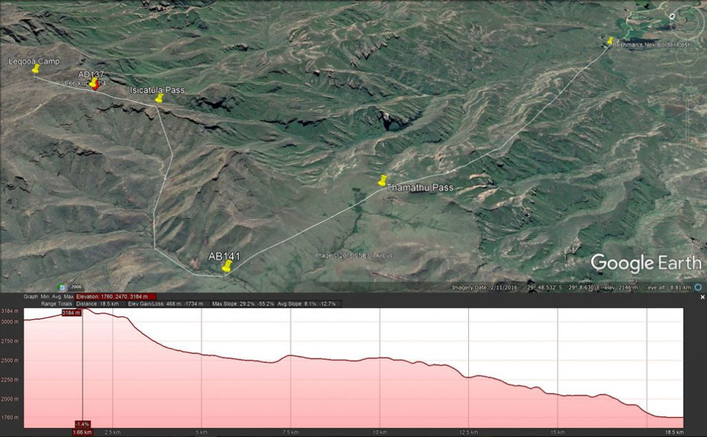 drakensberg-grand-traverse-day10-route