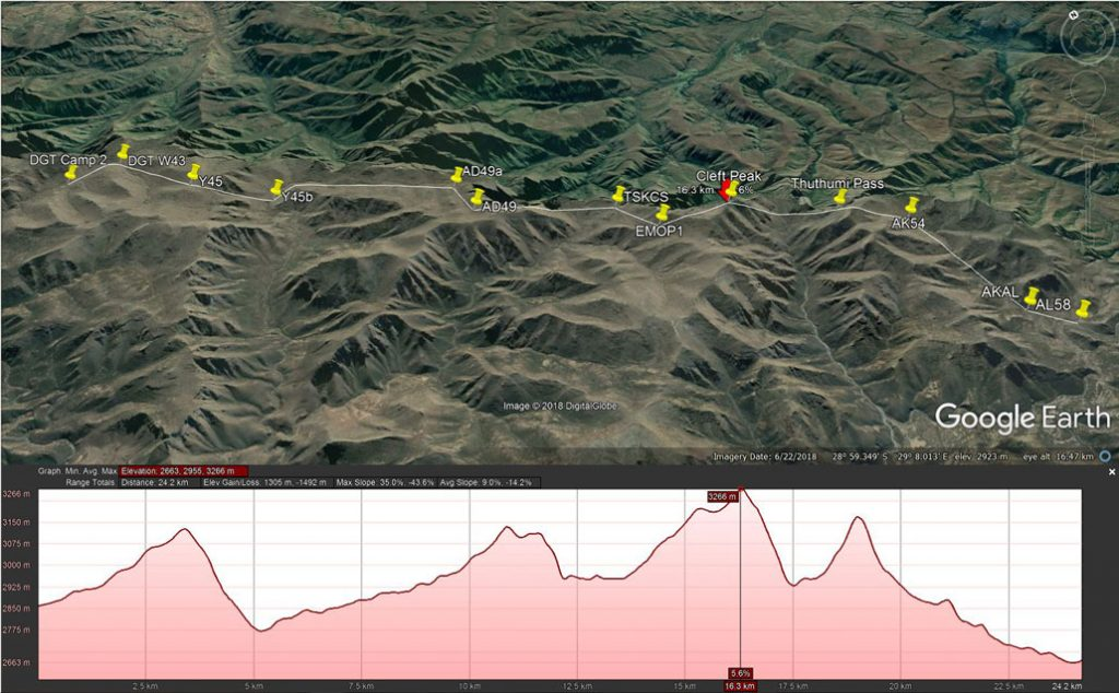 drakensberg-grand-traverse-day3-route