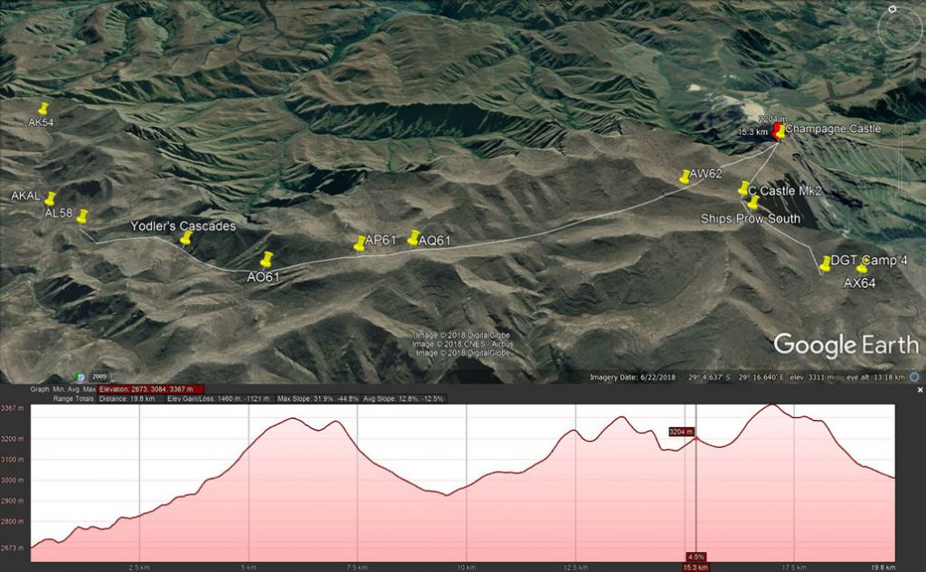 drakensberg-grand-traverse-day4-route