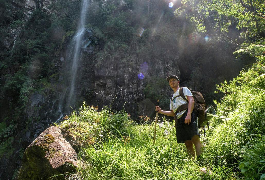 fanie-botha-hiker-waterfall-eric-nefdt