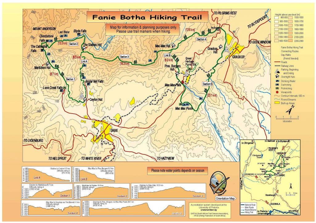 fanie-botha-hiking-trail-map