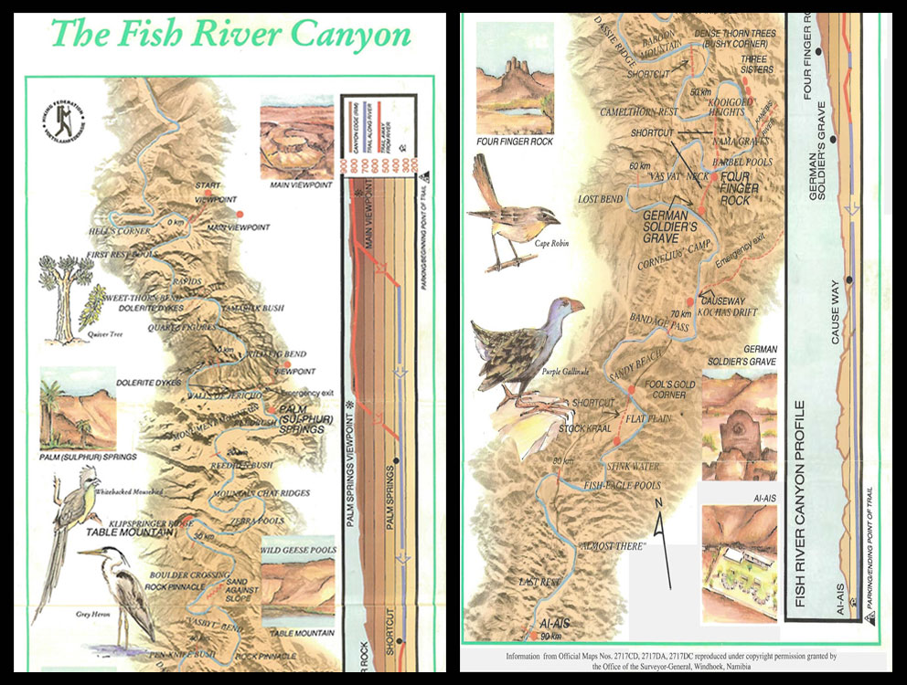 Fish-River-Canyon-Hiking-Trail-Map