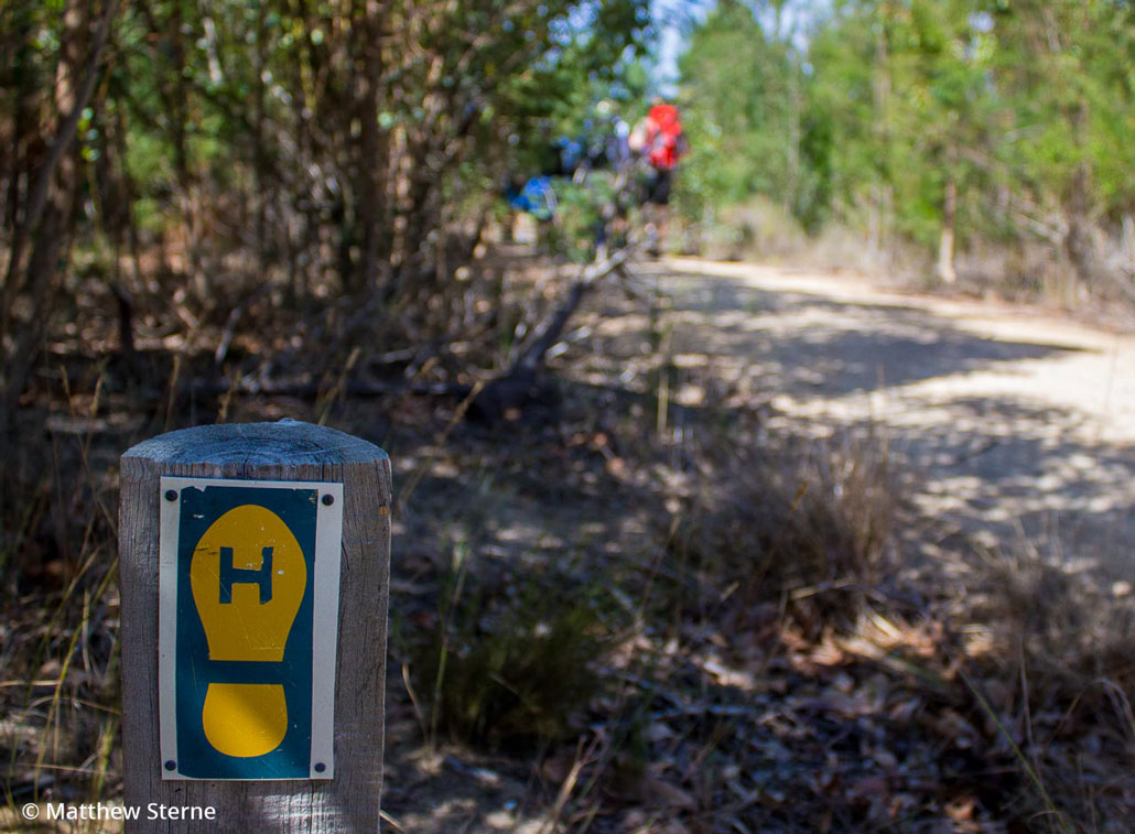 highlinds-trail-marking