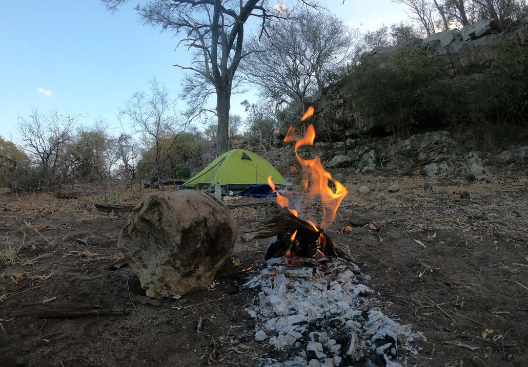 kruger-trail-camp-fire