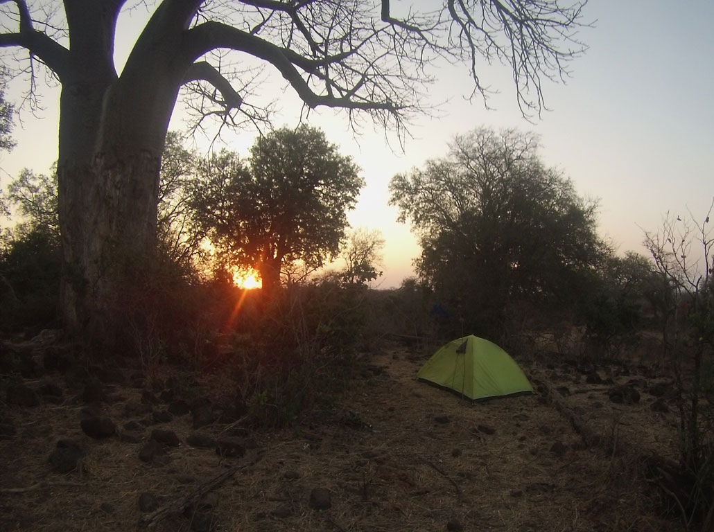 kruger-trail-sunset-camp