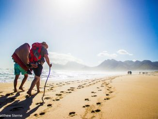 highlands-trail-hikers-kleinmond-beach
