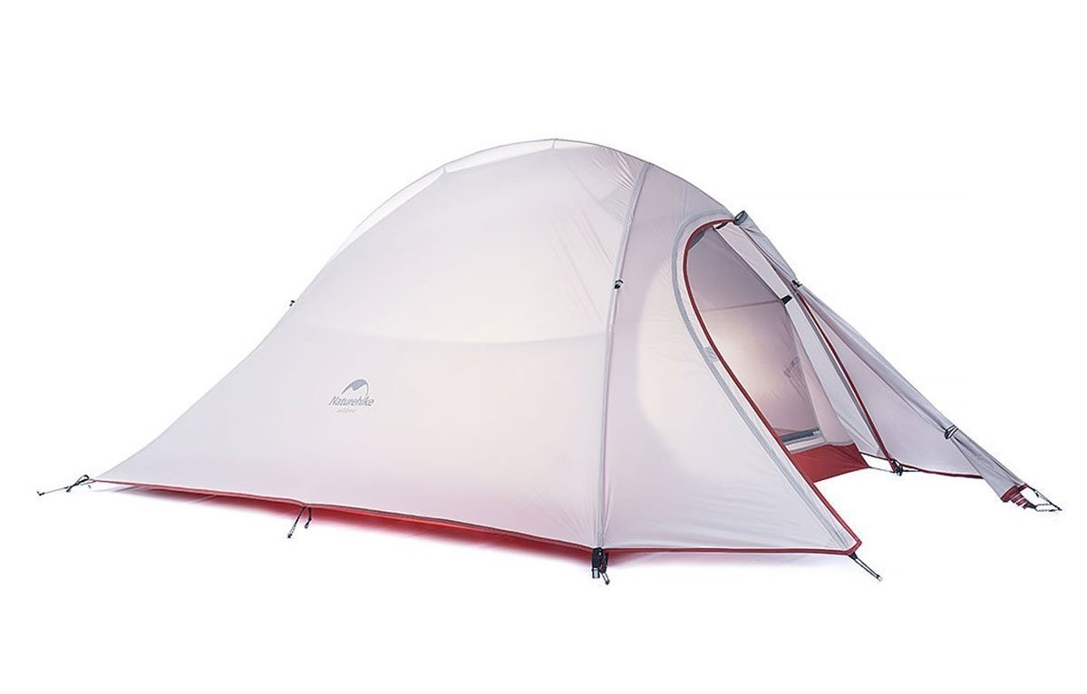 Review Naturehike Cloud Up 2 Tent  sc 1 st  Hiking South Africa & Review: K-Way Nerolite 3 Tent - Hiking South Africa