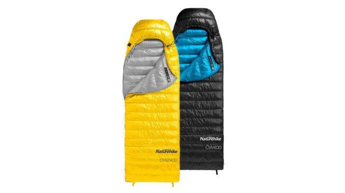NatureHike CW400 sleeping bag