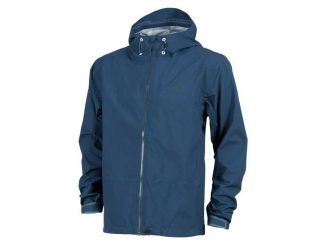 First Ascent Vapourstretch rain jacket